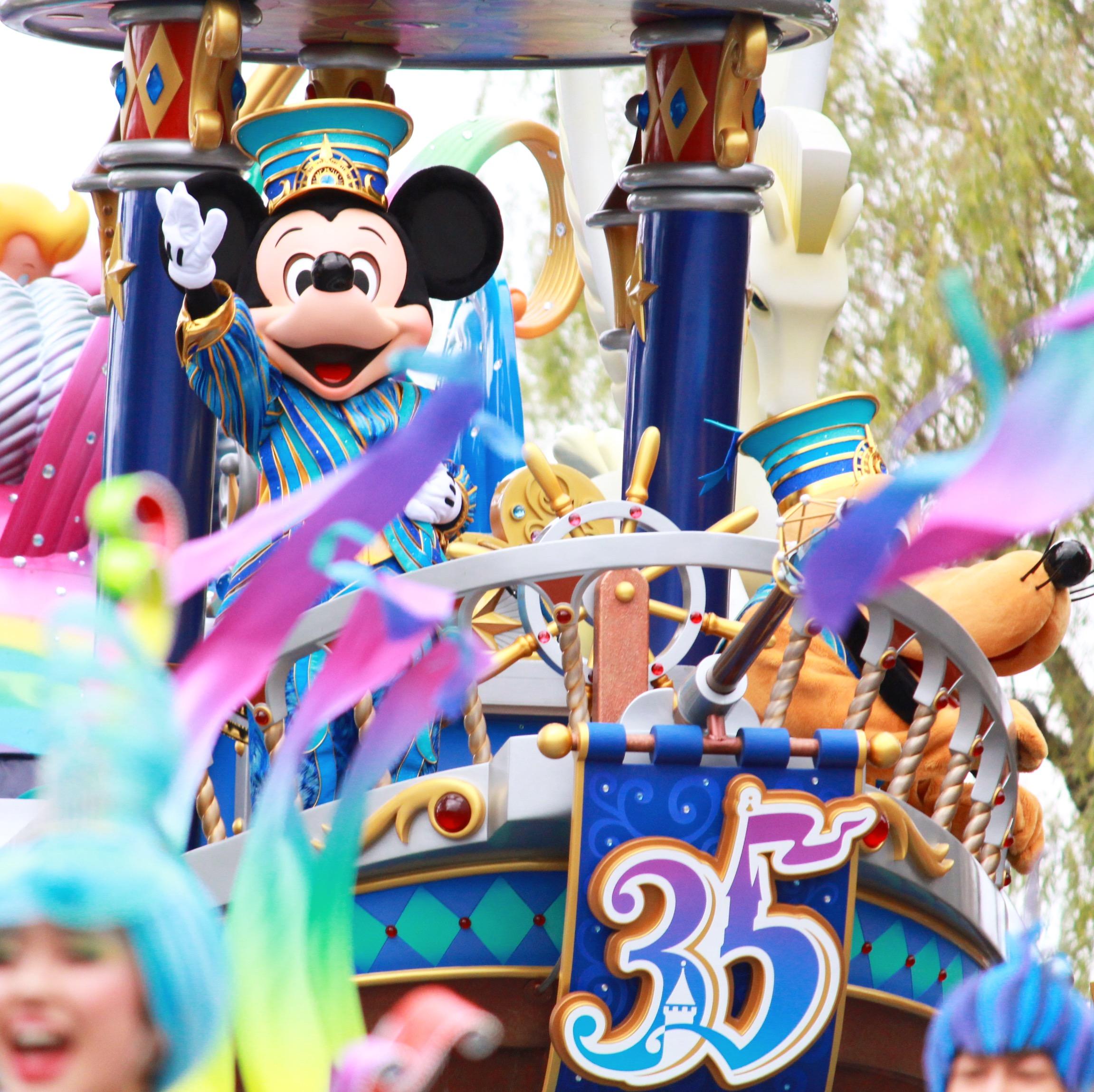 ディズニー3月のショースケジュール詳細!注意点は?